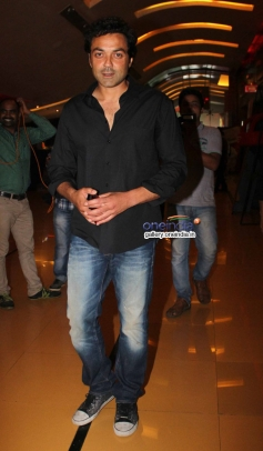 Bobby Deol at Jal film trailer launch