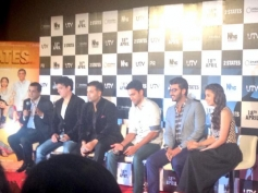 Celebs at 2 States trailer launch