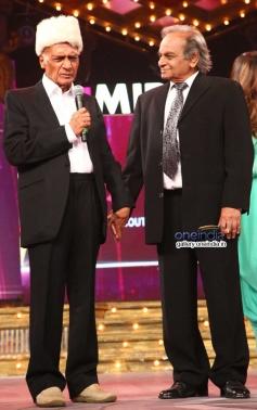 Celebs at 6th Royal Stag Mirchi Music Awards 2014