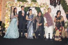 Celebs at Ahana Deol's Delhi wedding reception