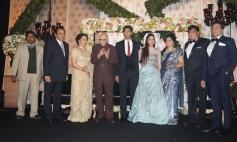 Inside Ahana Deol's wedding reception in Delhi