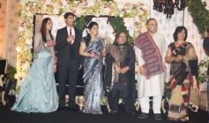 Ahana Deol's Delhi reception