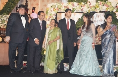 Political bigwigs attend Ahana Deol's Delhi reception