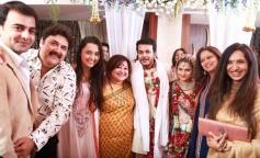 Celebs at Jay Soni and Pooja Shah wedding