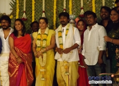 Celebs at Krishna and Kaivalya wedding