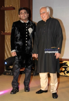 Celebs at launch of AR Rahman and Kapil Sibal album Raunaq