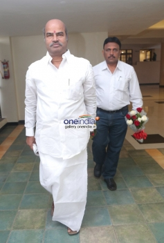 Celebs at Vj Ramya and Ajith Jayaraman Wedding