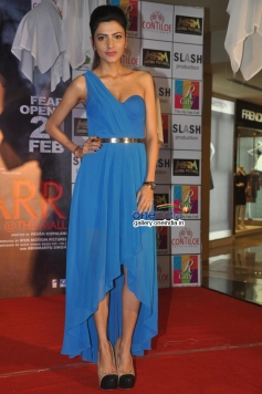 Celebs at Darr At The Mall promotion in R City Mall