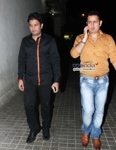 Bhushan Kumar during the Highway special screening at PVR