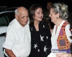 Pooja Bhatt during the Highway special screening at PVR