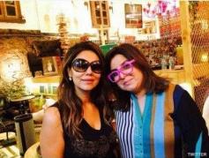 Farah Khan at Gauri Khan's The Design Cell store launch
