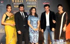 Bipasha, Anil, Madhuri, Saif and Kareena at IIFA 2014 press conference