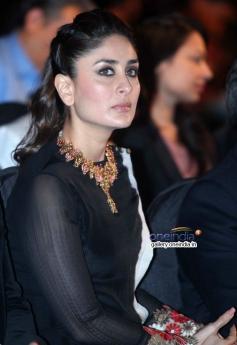 Kareena Kapoor snapped at IIFA 2014 press conference