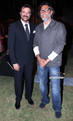 Anil Kapoor and Rakesh Omprakash Mehra at IIFA 2014 press conference