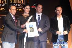 Kareena Kapoor and Saif Ali Khan at IIFA 2014 press conference