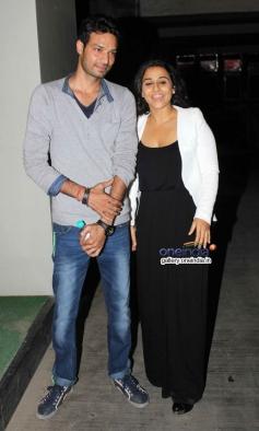 Vidya Balan at Shaadi Ke Side Effects special screening