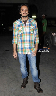 Vishesh Bhatt at Shaadi Ke Side Effects special screening