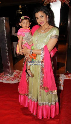 Celebs at Siddharth Kannan wedding reception