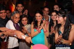 Celebs at success party of TV serial Balika Vadhu