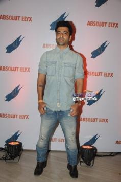 Eijaz Khan at Suchitra Pillai's Absolut Elyx Party
