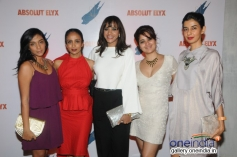 Shweta Salve, Suchitra Pillai, Manasi Scott, Narayani Shastri and Ekta Rajani at Absolut Elyx Party