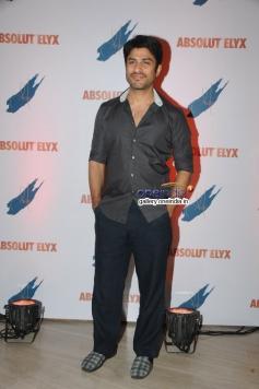 Vikas Bhalla at Suchitra Pillai's Absolut Elyx Party
