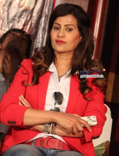 Chandrika at Chaturbhuja Movie Audio Release