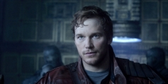 Chris Pratt still from Guardians of Galaxy