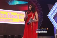 Dhansika at 7th Year Edison Awards 2014