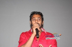 Dhruva Sarja at Rudra Tandava Movie Press Meet