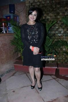 Divya Dutta at Lakshmi film success bash