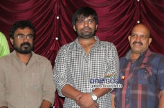 Duniya Suri, V. Manohar at Typical Kailas Movie Press Meet