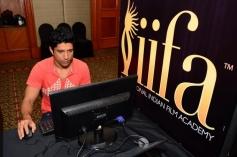 Farhan Akhtar at IIFA 2014 Voting Weekend