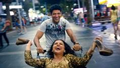 Farhan Akhtar and Vidya Balan still from Shaadi Ke Side Effects