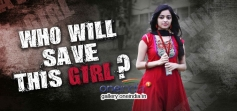 First Look of Who will save this girl?