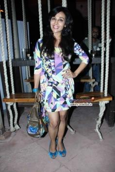 Flora at Lakshmi film success bash