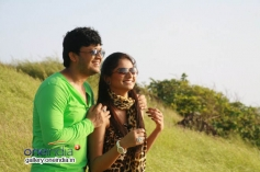 Ganesh and Rachita Ram in Kannada Movie Dil Rangeela