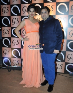 Gaurav and Shubha Sethi Derby victory party