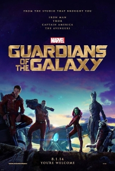 Guardians of Galaxy poster