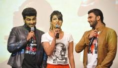 Gunday promotions at Welingkar College