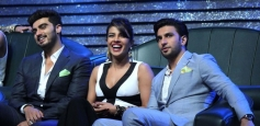 Gunday starcast on sets of DID season 4