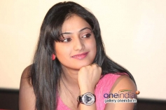 Haripriya at Ugramm Trailer Launch