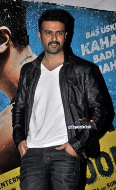 Harman Baweja at launch of song Tu Mere Type Ka Nahi Hai from film Dishkiyaoon