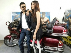 Harman Baweja and Shilpa Shetty at Dishkiyaoon film song launch