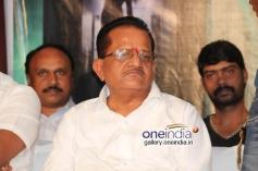 HD Gangaraju at Manada Mareyali Movie Press Meet