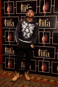 Honey Singh at IIFA 2014 Voting Weekend