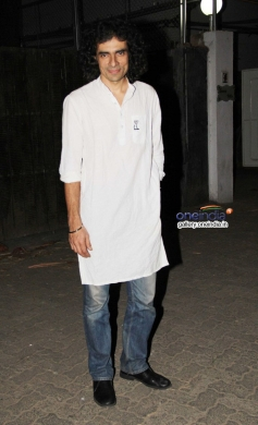 Imtiaz Ali at Highway special screening