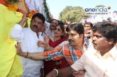 Inauguration by Anirudh, Bharti Vishnvardhan & R Ashok