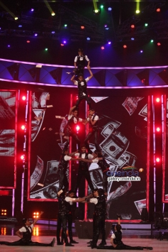 India's Got Talent kids contestants performance on stage