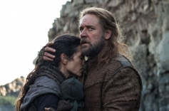 Jennifer Connelly and Russell Crowe still from Noah